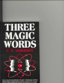 Three Magic Words (Paperback)