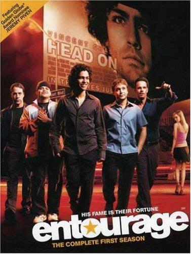 Entourage: The Complete First Season (DVD)