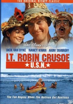 Lt. Robin Crusoe U.S.N. (DVD)