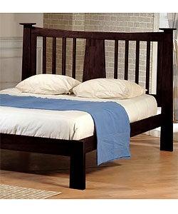 Milton Chestnut Queen-size Bed