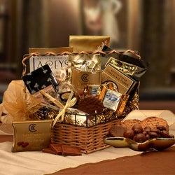 Chocolate Treasures Gift Basket