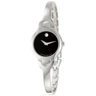 Movado Women's 605247 Kara Stainless Steel Bracelet Watch