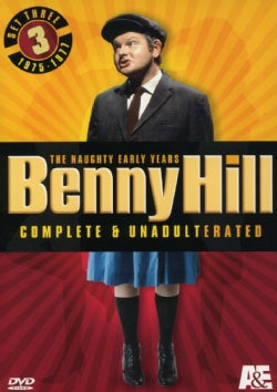 Benny Hill: The Naughty Early Years Set 3 - Complete & Unadulterated (DVD)
