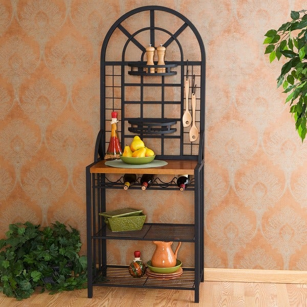 Upton Home Dome Baker's Rack