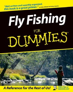 Fly Fishing for Dummies (Paperback)