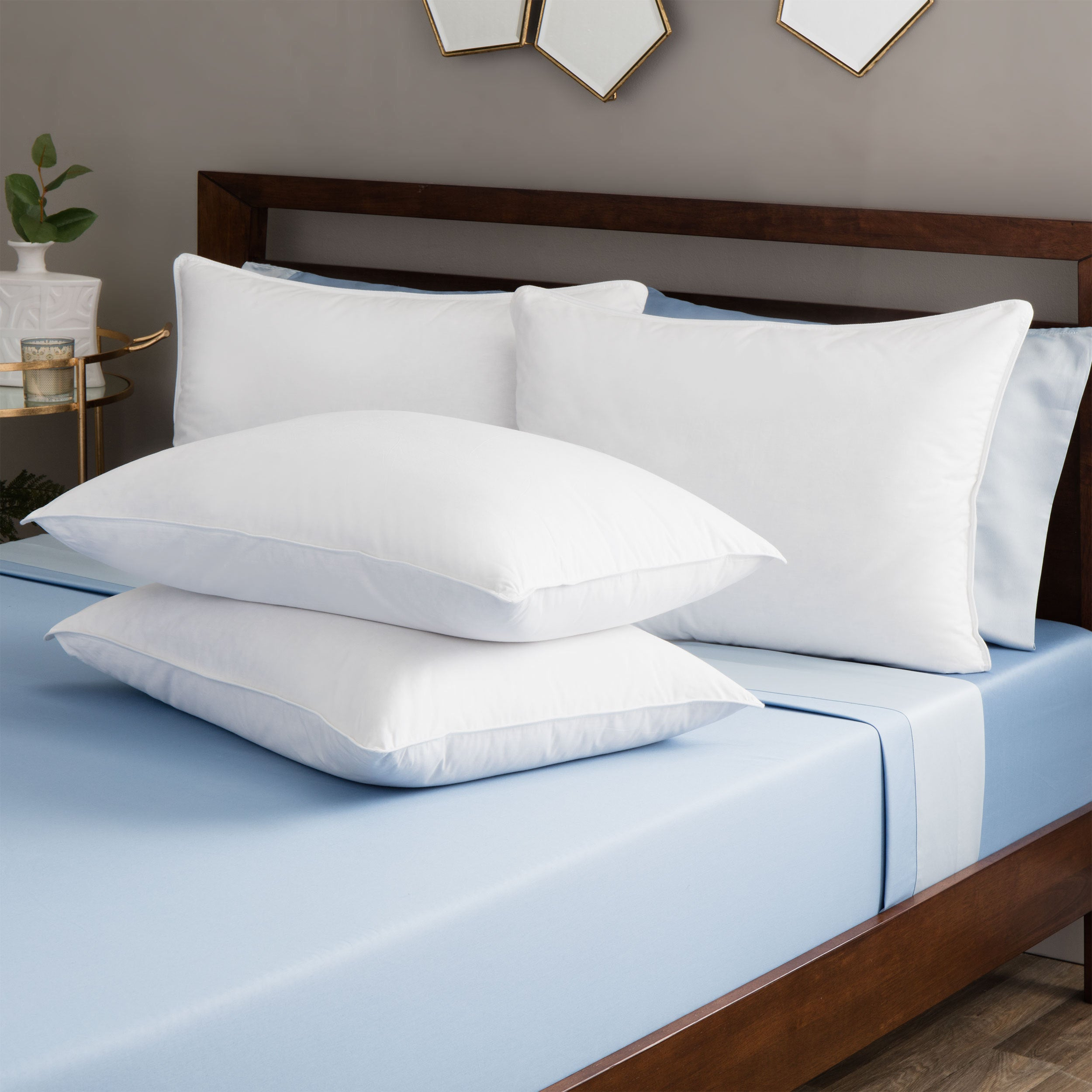 National Sleep Products Trillium Polyester Standard Size