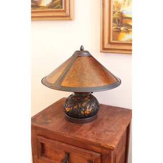 Americana Mica Dragonfly Lamp