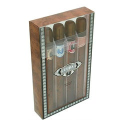 Cuba Variety Cologne 4-piece Gift Set