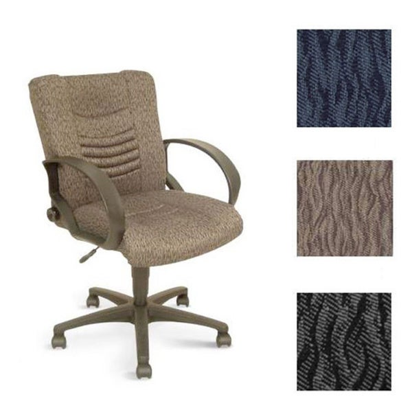Posturepedic Chair Sealy Posturepedic Alpha Midback Office Chair Overstock  Shopping Great Deals On Sealy