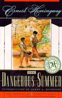 The Dangerous Summer (Paperback)