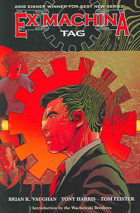 Ex Machina 2: Tag (Paperback)