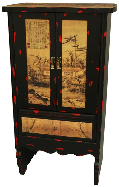 Landscape Two-Door Cabinet (China)