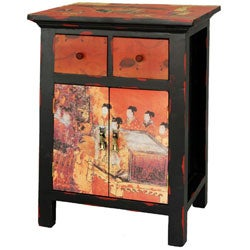 Flying Emperor End Table (China)