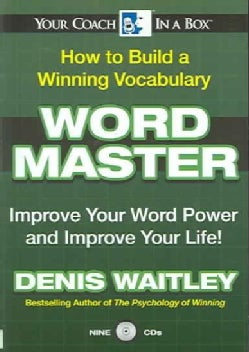 Word Master: Improve Your Word Power and Improve Your Life (CD-Audio)