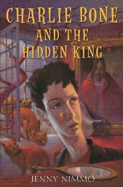 Charlie Bone and the Hidden King (Hardcover)