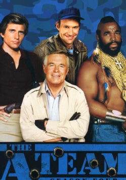 The A-Team: Season 4 (DVD)
