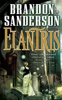 Elantris (Paperback)