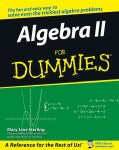 Algebra II for Dummies (Paperback)