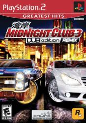 PS2 - Midnight Club 3: DUB Edition Remix Greatest Hits
