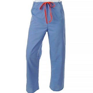 Medline Unisex Reversible Ciel Drawstring Scrub Pants