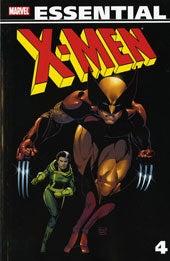 Essential X-men 4 (Paperback)