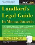 Landlord's Legal Guide in Massachusetts (Paperback)