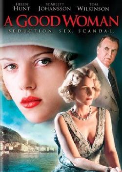 A Good Woman (DVD)