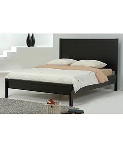 Axium Espresso Queen-size Bed