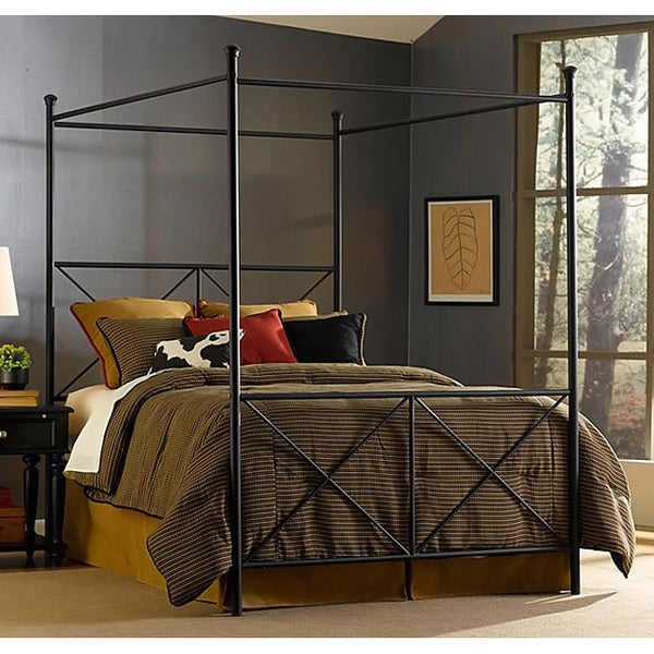 Excel Canopy Bed (Full)