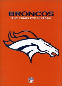 NFL History of the Denver Broncos (DVD)