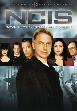 NCIS: The Complete Second Season (DVD)