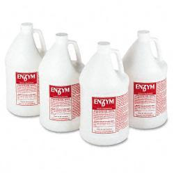 Big D Industries 1 Gallon Enzym D Digester Lemon Deodorant (Pack of 4)