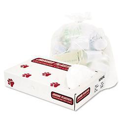 Jaguar Plastics 10 Gallon Bulk Pack Commercial Can Liners (Case of 500)