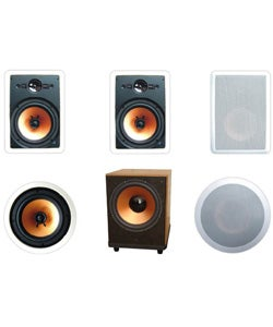 Premier Acoustic PA-6.5 #2 In-wall System