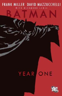 Batman: Year One Deluxe (Paperback)