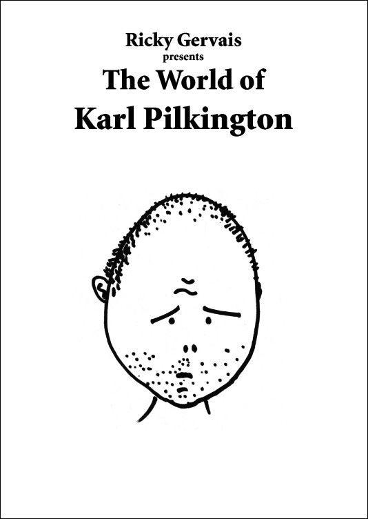 The World of Karl Pilkington (Paperback)