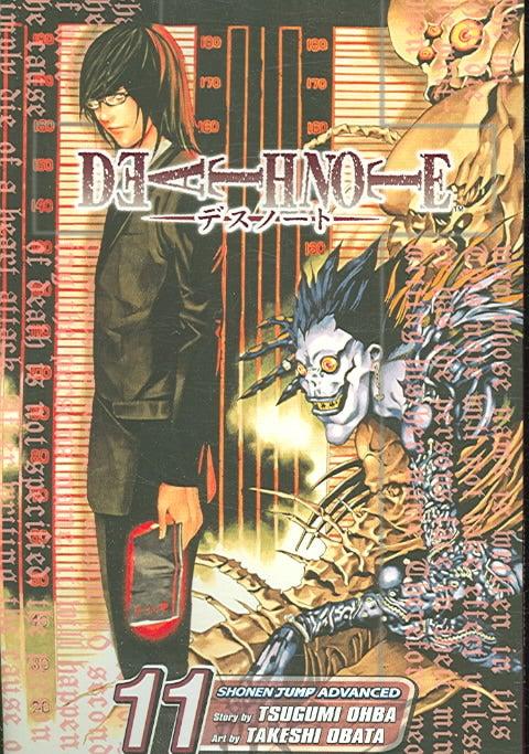 Death Note 11 (Paperback)