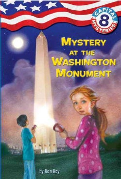 Mystery at the Washington Monument (Paperback)