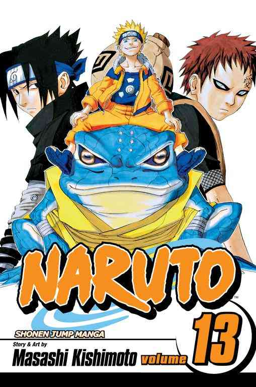 Naruto 13: The Chunin Exam, Concluded (Paperback)