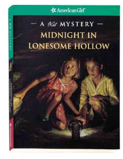 Midnight in Lonesome Hollow: A Kit Mystery (Paperback)