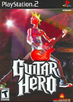 PS2 - Guitar Hero 1