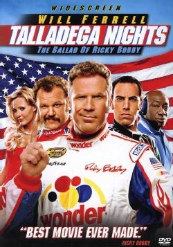 Talladega Nights: The Ballad of Ricky Bobby (DVD)