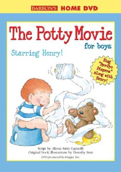 The Potty Movie for Boys (DVD video)
