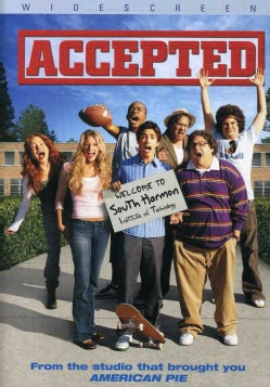 Accepted (DVD)