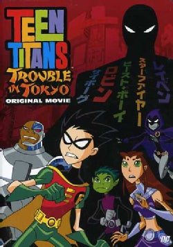 Teen Titans: Trouble in Tokyo (DVD)