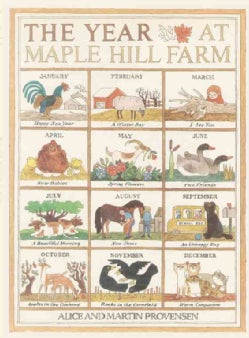 The Year at Maple Hill Farm (Paperback)