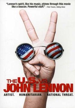 U.S. Vs John Lennon (DVD)