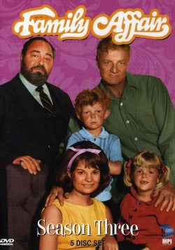 Family Affair: Season 3 (DVD)