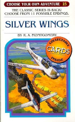 Silver Wings (Paperback)