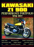 Kawasaki Z1 900 Performance Portfolio 1972-1977 (Paperback)